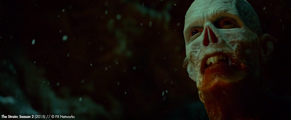 The Strain Season 2: CG Supervisor, Look Development, Lighting